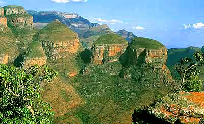 Three Rondavels Blyde River Canyon