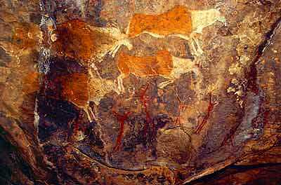 Cedarberg Rock Paintings